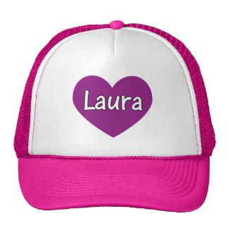 Laura Trucker Hat