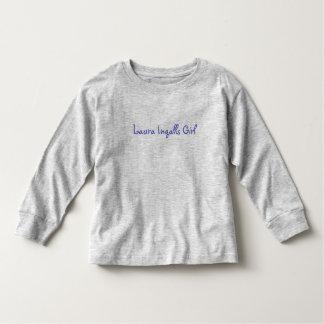 Laura Ingalls Girl Tee Shirts