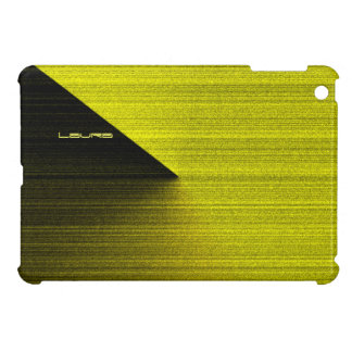 Laura ipad yellow case iPad mini cover