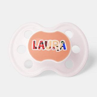 Laura pacifier