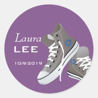 Laura's Bat Mitzvah Sticker