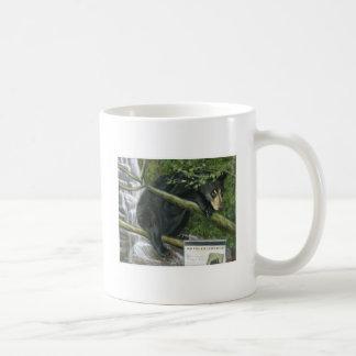 laurel© basic white mug