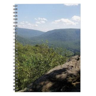 Laurel Highlands Pennsylvania Notebook