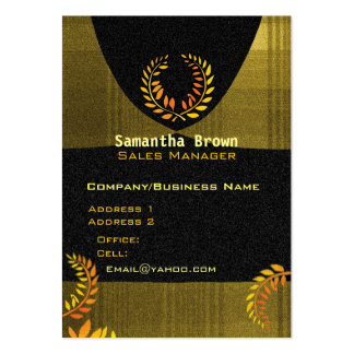 Laurel Wreath Attorney | Paralegal Business Cards