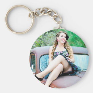 lauren key ring
