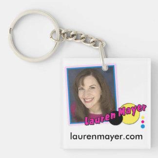 Lauren Mayer Musical Mayhem Keychain