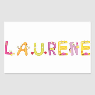 Laurene Sticker