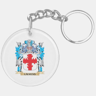 Laurens Coat of Arms - Family Crest Acrylic Key Chain