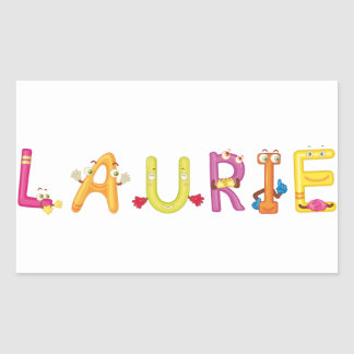 Laurie Sticker