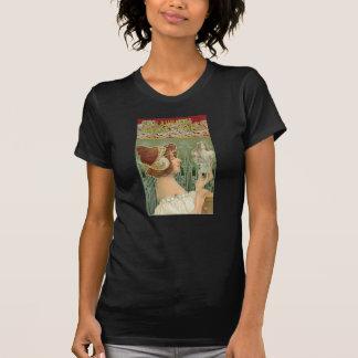 Laurier Art Nouveau Ladies' T-Shirt