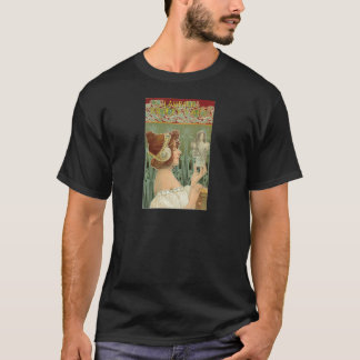 Laurier Art Nouveau Men's T-Shirt