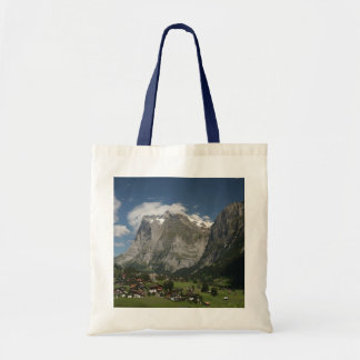 Lauterbrunnen, Jungfrau region Tote Bag