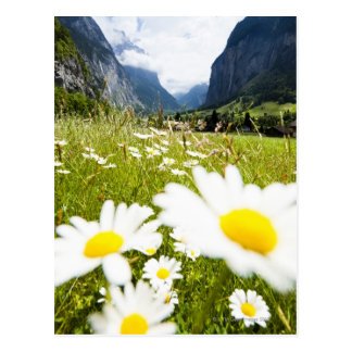 Lauterbrunnen, Switzerland Postcard