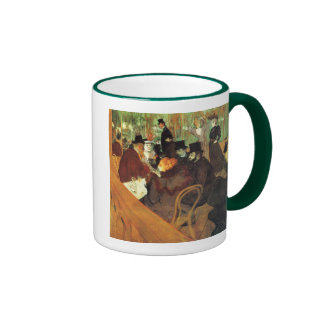 Lautrec: At the Rouge Coffee Mugs