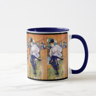 Lautrec: Jane Avril Dancing Mug