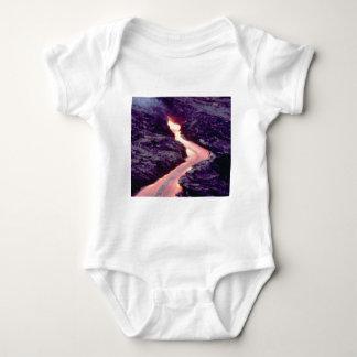 lava bend curves baby bodysuit