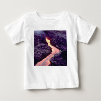 lava bend curves baby T-Shirt