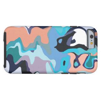 Lava Blues Tough iPhone 6 Case