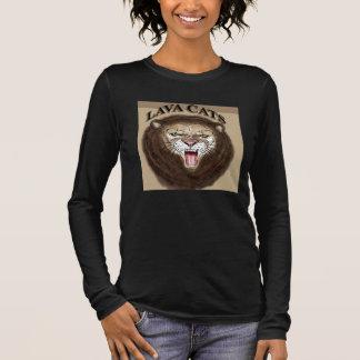 Lava Cat Logo Shirt