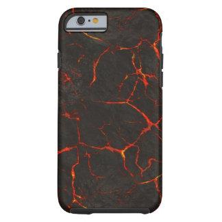 Lava crack phone case