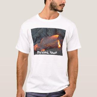 Lava Flow Big Island, Hawaii Apparel T-Shirt