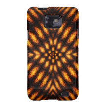 Lava Flow Pattern Samsung Galaxy S2 Covers