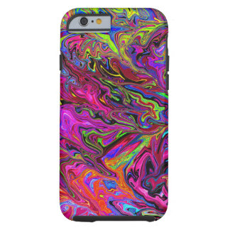 Lava of Colors iPhone 6 Case