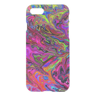 Lava of Colors iPhone 7 Case