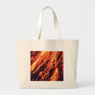 lava pour yeah large tote bag