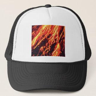 lava pour yeah trucker hat