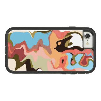 Lava Rust Orange Case-Mate Tough Extreme iPhone 8/7 Case