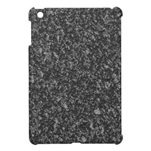 Lava Stone Texture iPad Mini Cases