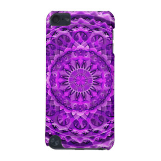 Lavander Lattice Mandala iPod Touch 5G Case