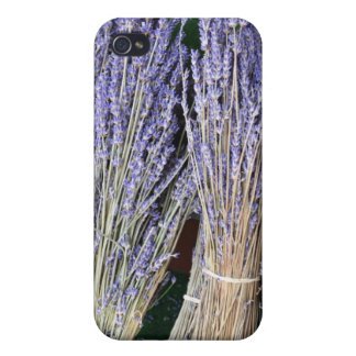 Lavander Lavender Flowers Bunch iPhone Case Case For iPhone 4