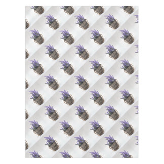 lavander tablecloth