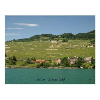 Lavaux Postcard