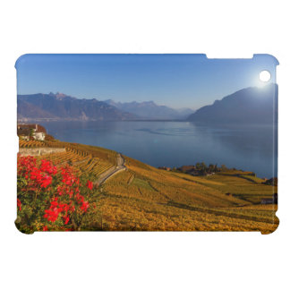 Lavaux region, Vaud, Switzerland Case For The iPad Mini