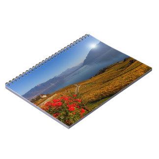 Lavaux region, Vaud, Switzerland Notebooks