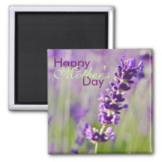 Lavendar • Happy Mother's Day Magnet