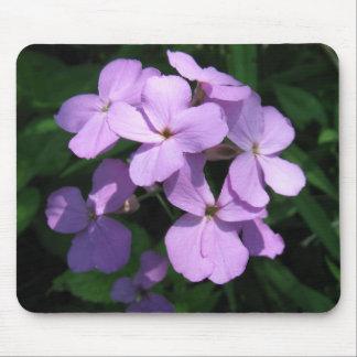 Lavendar Wildflower Mousepad