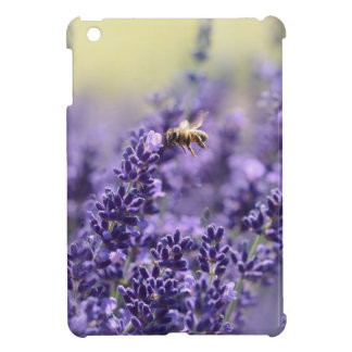 Lavender and Bees iPad Mini Cover