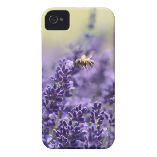 Lavender and Bees iPhone 4 Covers