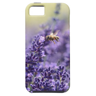 Lavender and Bees Tough iPhone 5 Case