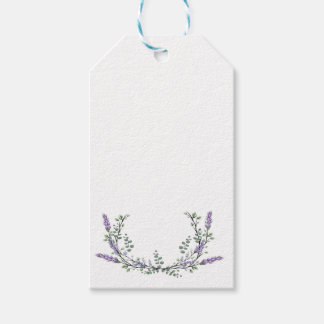 Lavender  and Eucalyptus Gift Tags