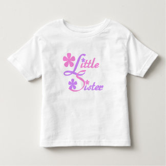 Lavender and Pink Little Sister Tshirts