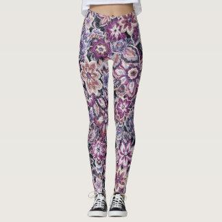 Lavender and Purple is in Leggings