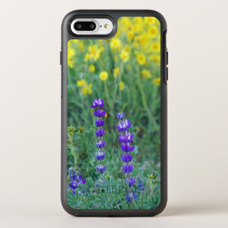 Lavender and Yellow Daisy OtterBox Symmetry iPhone 8 Plus/7 Plus Case