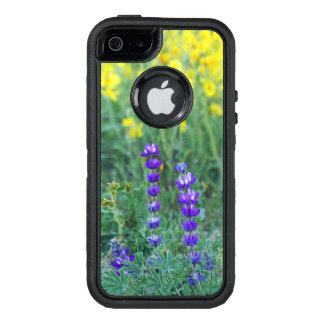 Lavender and Yellow Sunflower OtterBox Defender iPhone Case