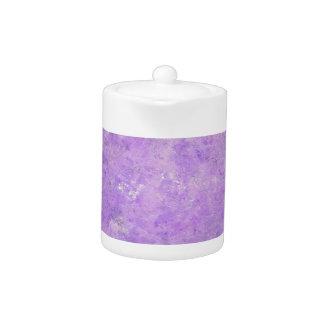Lavender Artistic Marbling Pattern