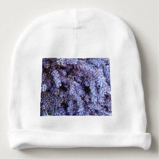 Lavender Baby Beanie